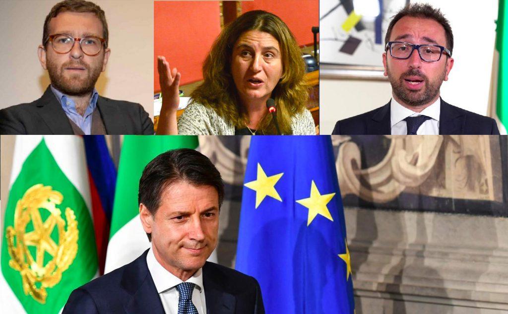 ministri siciliani governo conte bis