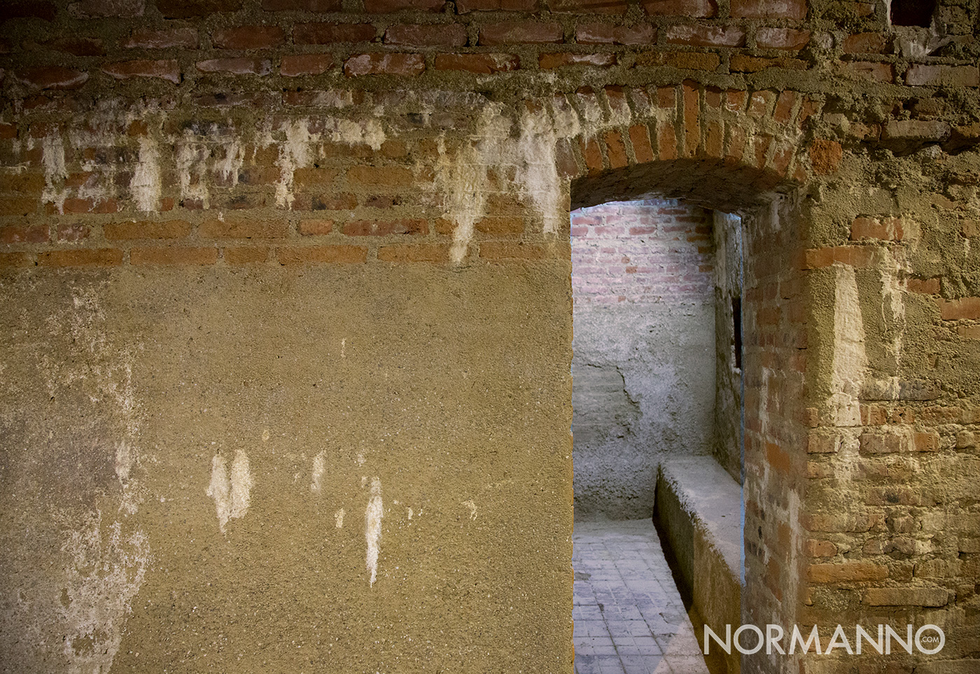 vecchie carceri di rocca guelfonia (castello mata-griffones) aperte in occasione de le vie dei tesori 2019 a messina