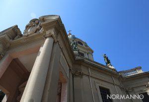 sacrario di cristo re e torre ottagona per la terza edizione de de le vie dei tesori a messina