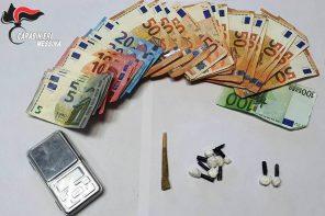 Beccati con la droga in auto: due arresti