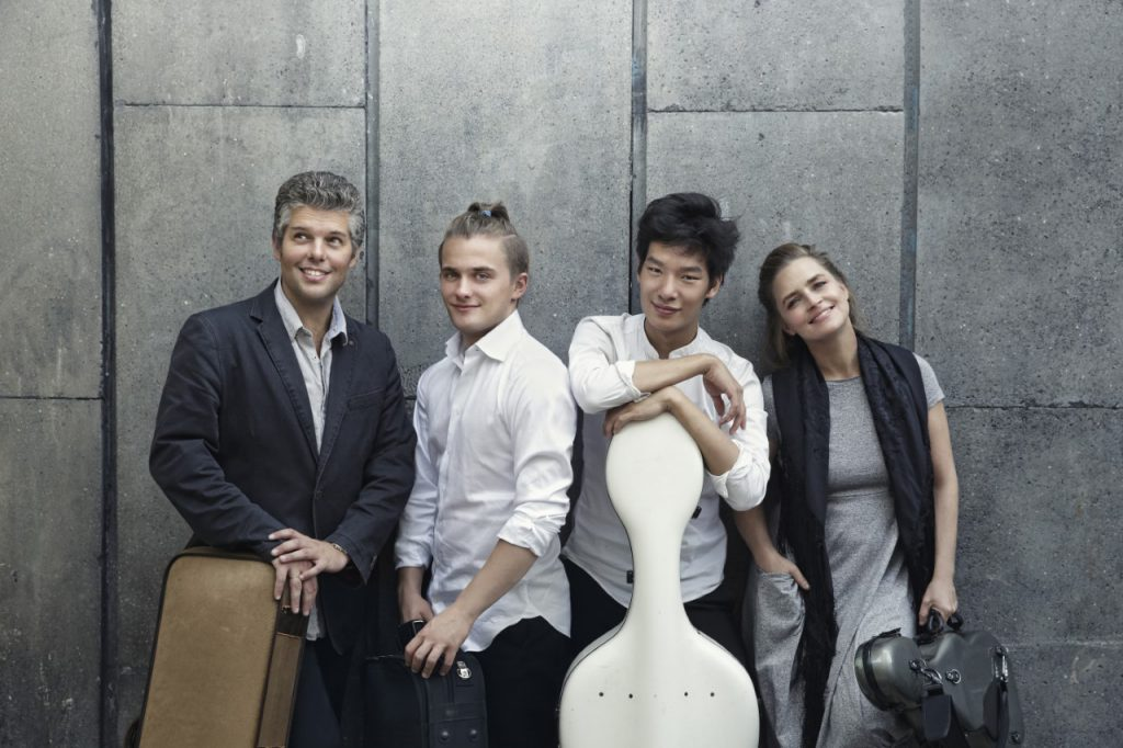 Kelemen Quartet - ospiti della stagione concertistica 19/20 della Filarmonica Laudamo di Messina
