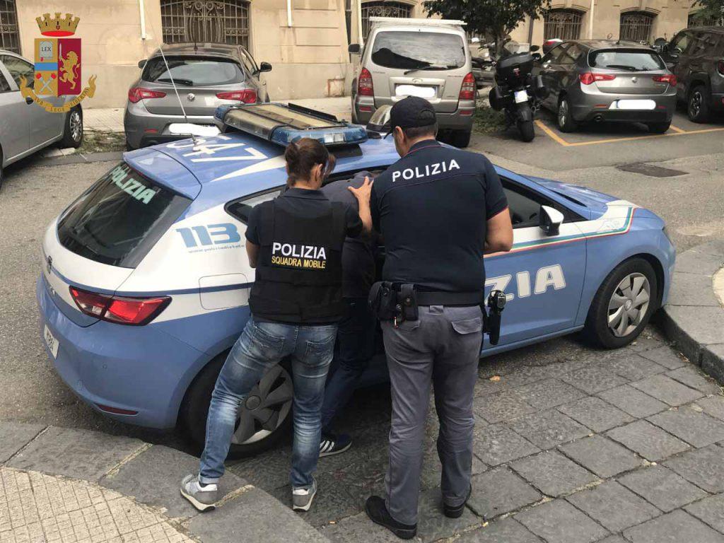 arresto rapina tabacchi messina