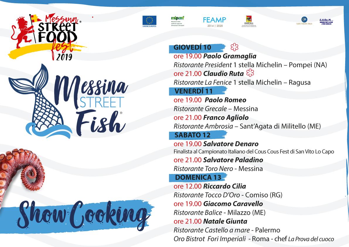 del messina street food fest 2019