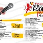 calendario spettacoli del messina street food fest 2019