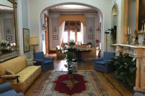 Una villa in stile Liberty nel cuore di Messina: alla scoperta del Circolo della Borsa
