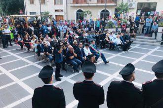 commemorazione vittime dell'alluvione di giampilieri a 10 anni di distanza