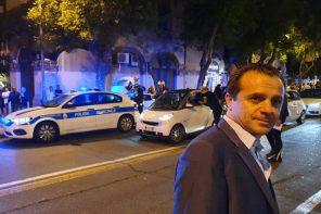 Notte di fuoco a Messina: droga, sosta selvaggia e una casa a luci rosse