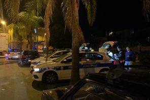 Controlli notturni sul viale Boccetta: patenti ritirate e 6mila euro di multe