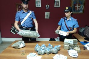Messina. Sorpresi con 10 chili di droga in casa: arrestata coppia a Provinciale