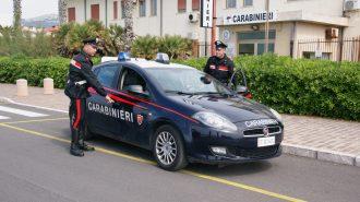 carabinieri di Sant'Agata di Militello