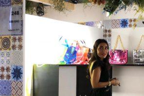 Federica Vaccaro, la stilista messinese che conquista tutti con le sue borse