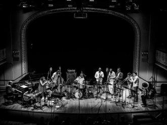 Foto esibizione ICP Orchestra - Instant Composers Pool