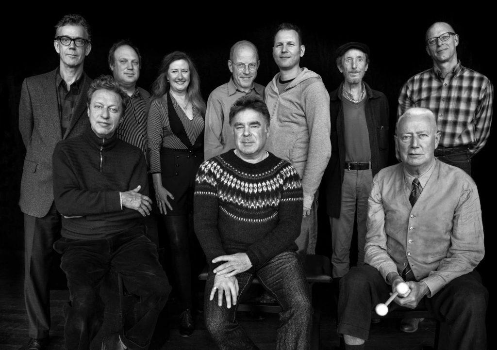 Foto musicisti ICP Orchestra - Instant Composers Pool