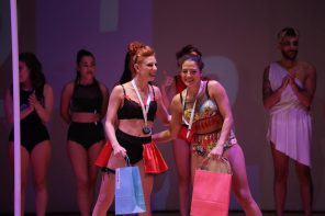 Neapole Pole Dance Creative Competition: trionfano le atlete della Vertical Passion di Messina