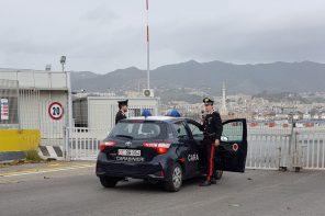 Messina. Aggressione con calci e pugni al molo Norimberga: arrestato 52enne