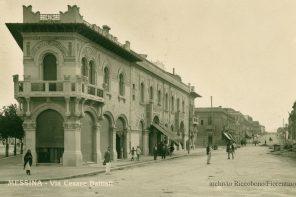 C'era una volta Messina: i palazzi di Gino Coppedè nella città dello Stretto