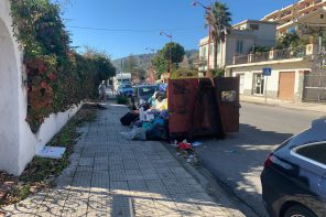 Al via la raccolta differenziata nella zona Nord…ed è subito invasione di rifiuti nelle strade