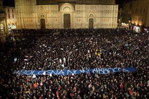 """Anche a Messina arrivano Le Sardine per dire """"No a Salvini"""""""