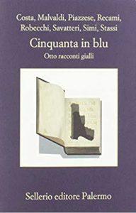 10 libri da regalare a Natale: cinquanta in blu, otto racconti gialli Sellerio