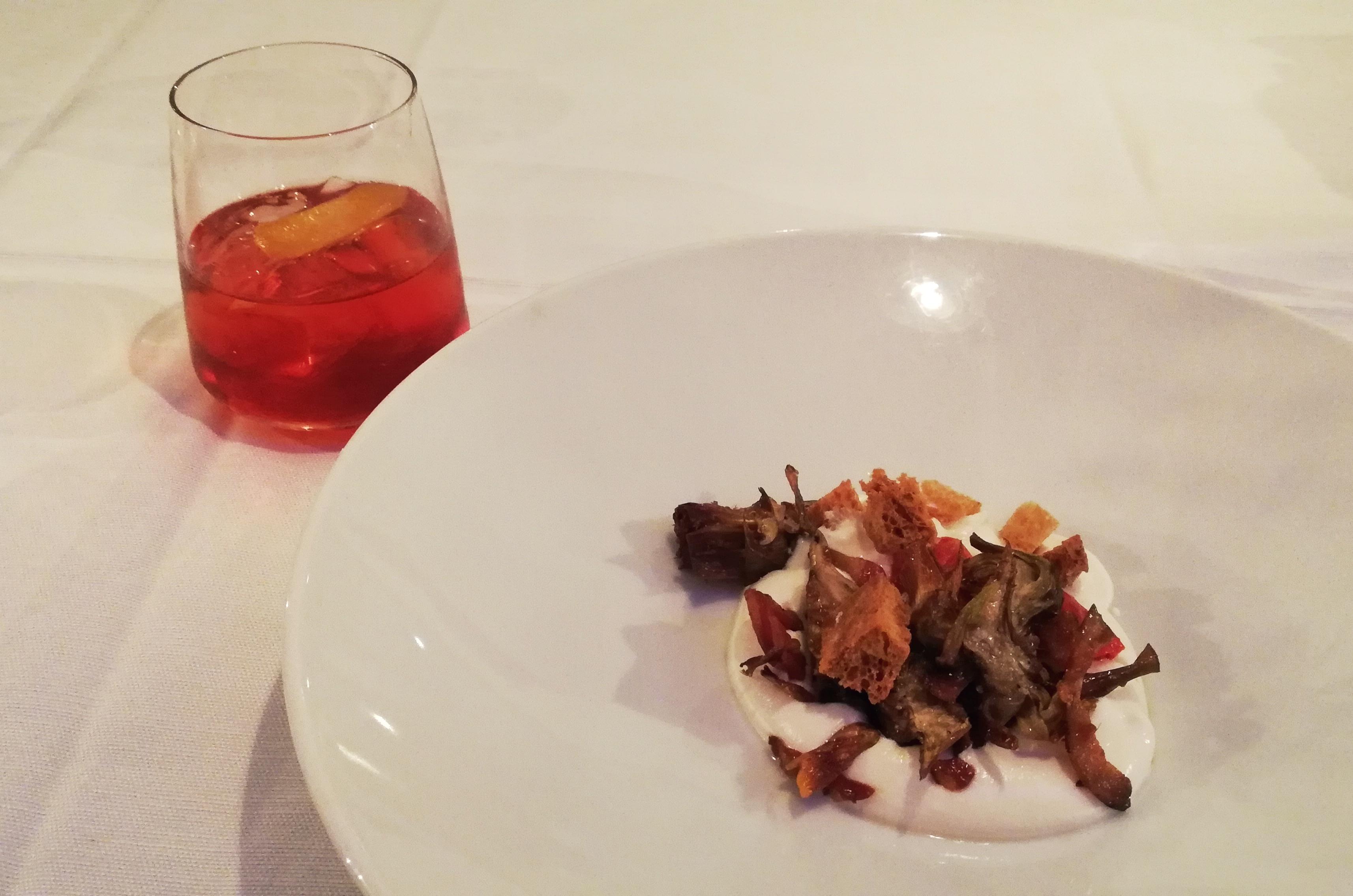 Accostamenti In Cucina innovazione in cucina: l'accostamento cibo-cocktail a