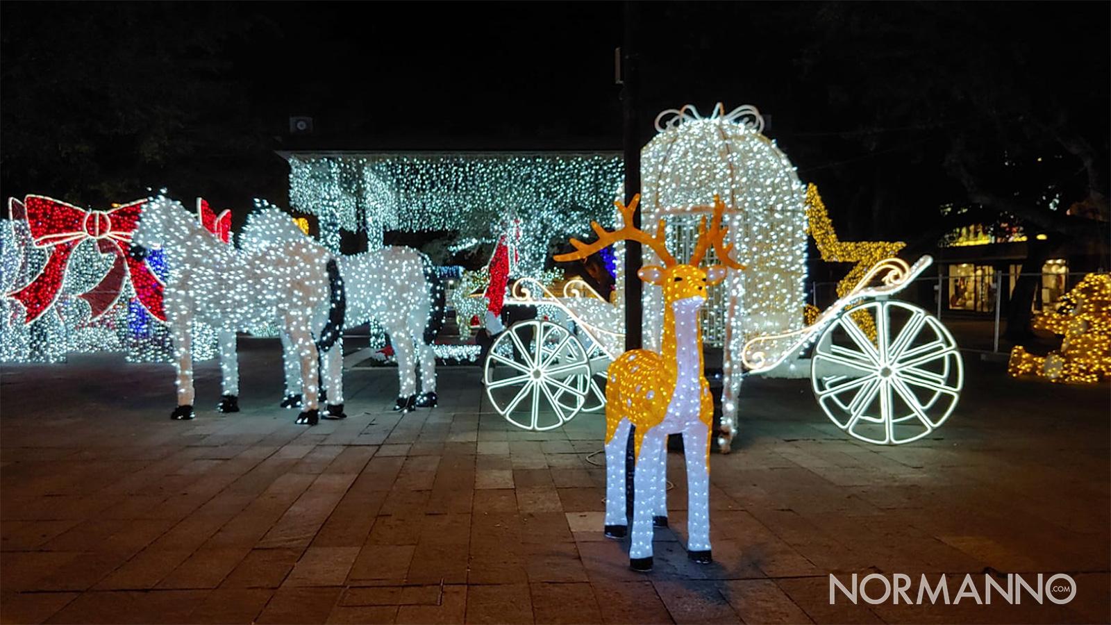 giardino delle luci piazza cairoli