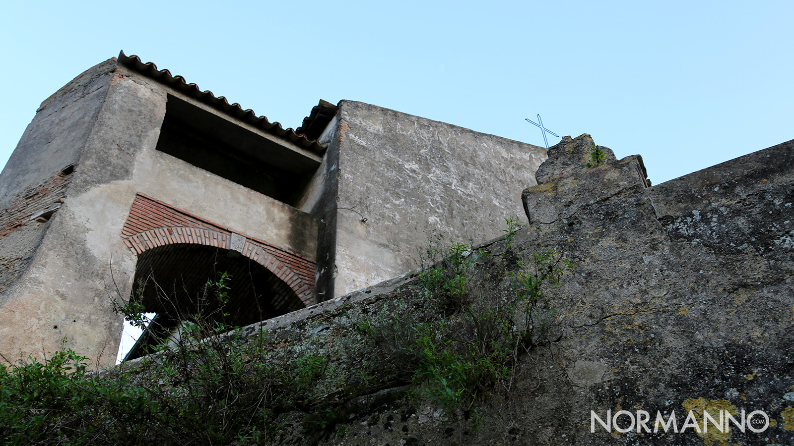 Luoghi di Messina: il villaggio fantasma, massa san nicola