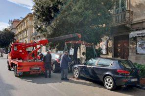 Messina. Guerra agli automobilisti indisciplinati: pioggia di multe in centro