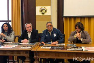 conferenza stampa della manifestazione Natale al Cus Unime in programma a Messina a dicembre 2019