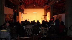 evento di natale a villa melania