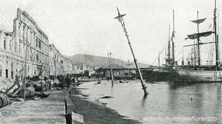 c'era una volta messina, speciale terremoto: il porto di messina