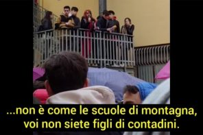 video preside liceo seguenza di messina