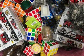 Messina. Sequestrati 200 giocattoli in un negozio della zona Sud