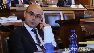 Alessandro De Leo (Sicilia Futura), consiglio comunale, messina