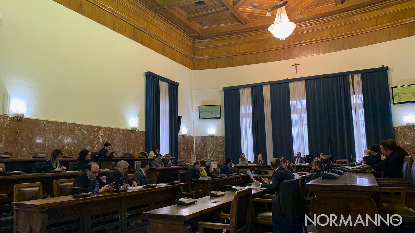 consiglio comunale sul cambio di passo 20 gennaio 2020
