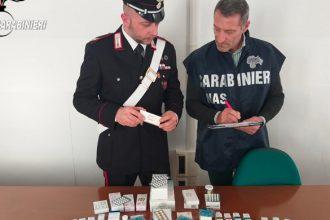 operazione easy muscles dei carabinieri: beccata rete che vendeva in tutta italia, messina compresa, farmaci ad effetto dopante