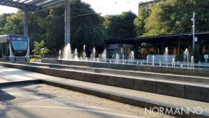 fontana piazza cairoli funziona a metà