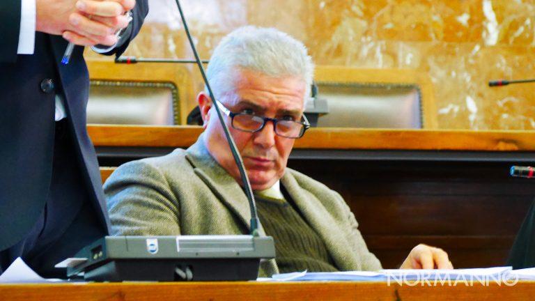giuseppe fusco, consigliere comunale del movimento 5 stelle