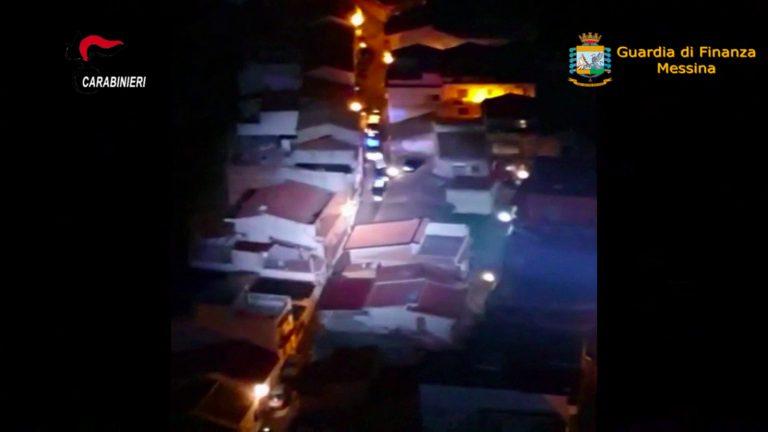 operazione nebrodi: 94 arresti per associazione mafiosa in provincia di messina