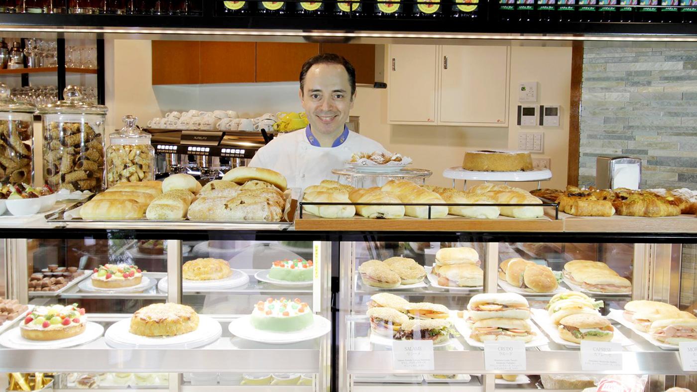 nino caffè a tokyo, la cucina siciliana arriva in giappone
