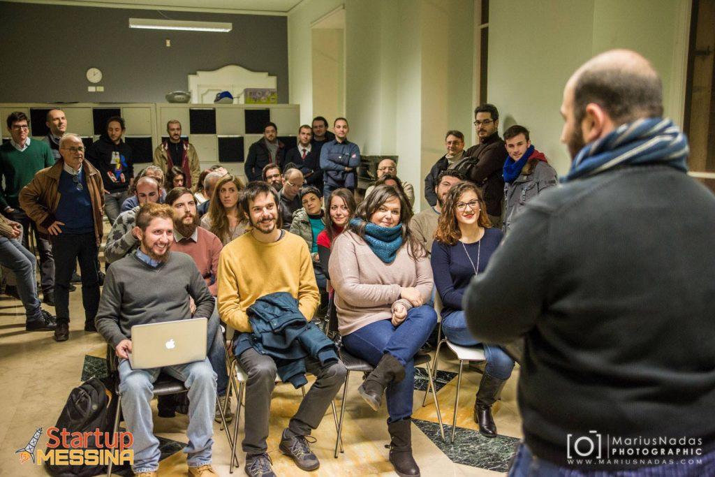 foto de La fabbrica delle idee, evento organizzato da Startup messina e dedicato all'imprenditoria