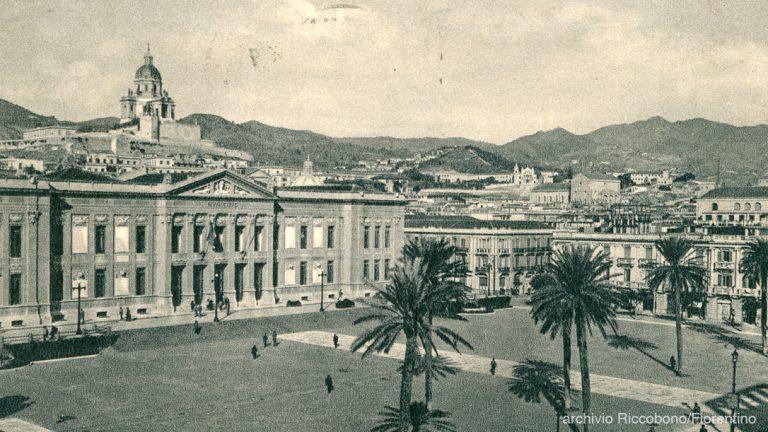 c'era una volta messina: palazzo zanca, municipio nuovo