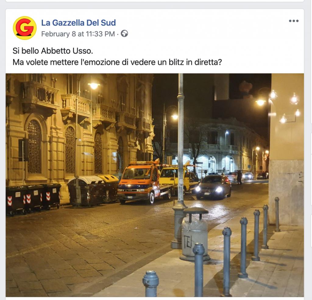 post del Ruggito del Consiglio su Sanremo2020 e messina