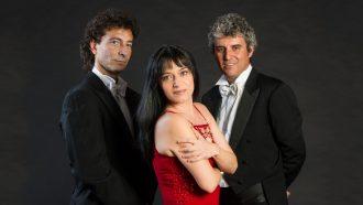 Foto dell'ensemble Ars Trio di Roma