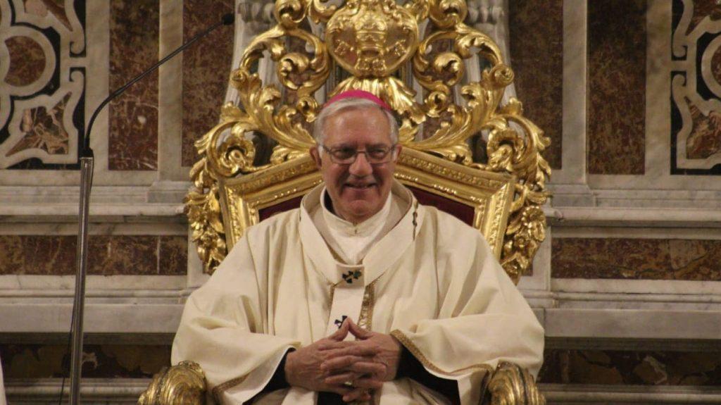monsignor giovanni accolla, arcivescovo di messina