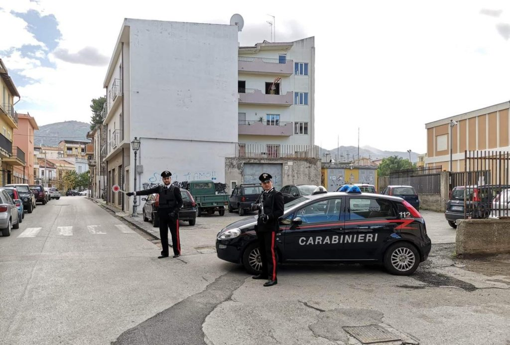 carabinieri barcellona pozzo di gotto, provincia di messina