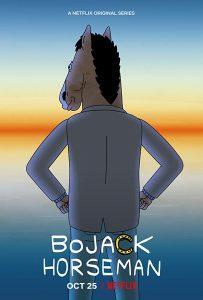 serie tv da non perdere: locandina bojack horseman