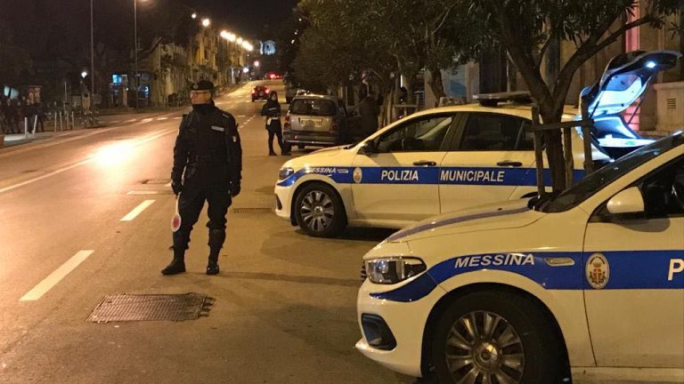 controlli polizia municipale messina