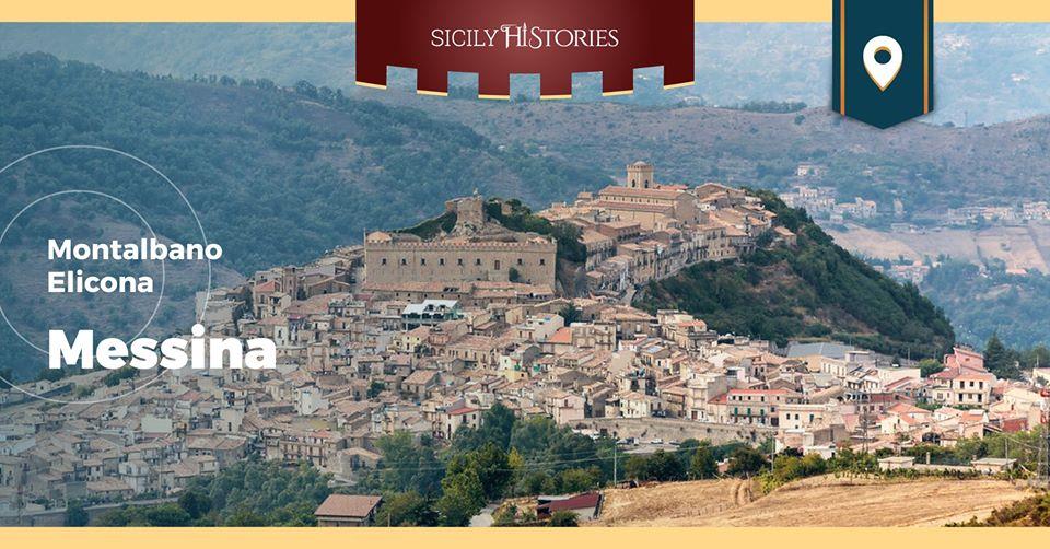 montalbano vista con l'app di Sicily Histories