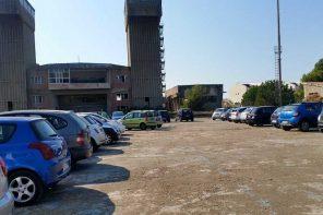 parcheggio torri morandi