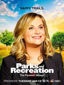 serie tv da non perdere: locandina parks and recreation